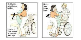 assist patient from the bed to chair or wheelchair rnpedia