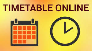 School Schedules Online How To Make A Schedule And Timetable Online