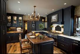 A Look At Some Gourmet Kitchens With La Cornue Ranges Homes Of The Awesome La Cornue Kitchen Designs