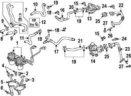 parts com® toyota valve set emission partnumber 2570238050 2011 toyota tundra sr5 v8 4 6 liter gas a i r system