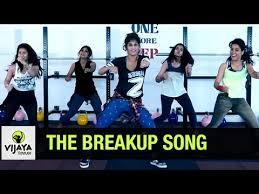 the breakup song ae dil hai mushkil zumba dance on the breakup song grycs potens