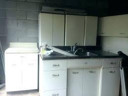 vintage metal kitchen cabinets cabinet old strip manufacturers kit
