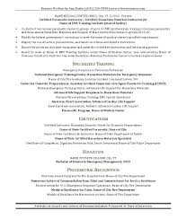 Emt Job Description Resume Emt Cover Letter 100 Perfect Emt Resume Cover Letter Writing Resume 27