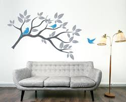 masculine batheroom wall paint designs decals designs