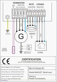 main generator to breaker box wiring diagram generator pressauto net basic breaker box wiring diagram at Wiring Breaker Box Diagram