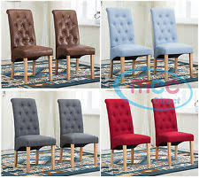 high back home restaurants fabric dining chairs ebay