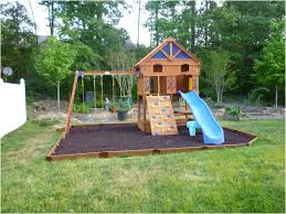 you do the hard work and then let them practice their imagination with paints and accessories our collection of diy swing sets and slides features lots of