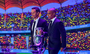 Uefa works to promote, protect and develop european football across its 55 member associations and organises some of the world's most famous football competitions, including the uefa champions league, uefa women's champions league, the uefa europa league, uefa euro and many more. Euro 2020 Group Draw Results France Germany Locked In Group Of Death