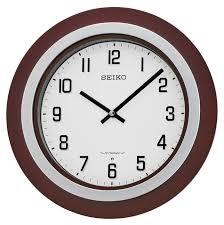 seiko qxm547blh easton al wall clock