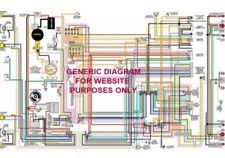 bmw 2002 tii 1974 1976 color wiring diagram 11x17 ebay 1974 bmw 2002 wiring diagram 1974 1975 1976 ford ranchero & torino color laminated wiring diagram 11\