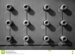 vintage plug ceramic fuses stock image image of white 81104435 a black and white image of an old fuse box consisting of twelve circular ceramic fuses