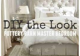 Pottery Barn Master Bedroom Decor ARCHDSGN