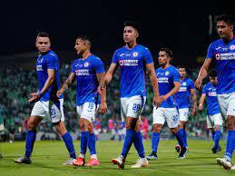 Cruz Azul en su debut en Liga MX ...