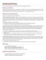 Wells Fargo Resume Example Resume Samples Wells Fargo Personal Banker Job Description 8