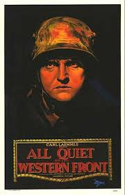 himmelstoss in all quiet on the western front com film poster
