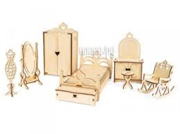 <b>Конструктор</b> IQ Format Набор мебели Спальня 4627130657407