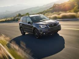 2018 subaru diesel. contemporary diesel 2018 subaru forester turns out lights with new black edition intended subaru diesel