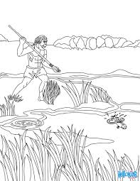 Small Picture Coloring Pages Homo Erectus Coloring Pages Prehistory Coloring