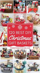 120 best diy gift baskets