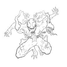 new venom coloring pages 41 for your coloring books with venom in ...
