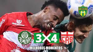 PALMEIRAS X CRB | MELHORES MOMENTOS COPA DO BRASIL 09/06/21 - YouTube
