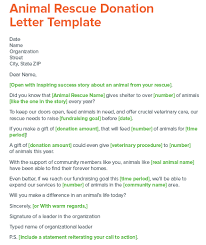 fundraising letters the ultimate guide