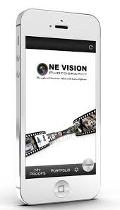 my proofs app one vision photography new phone app