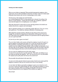 Great Cover Letter For Resume Perfect CRNA Resume to Get Noticed by Company 60