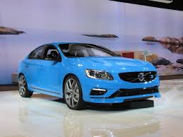 volvo s60r 2014. 2015 volvo s60 and v60 polestar debut at 2014 chicago auto show live photos s60r