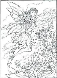 Fairy Coloring Page Houseofhelpccorg