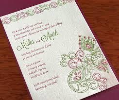 Wedding Card Design Indian Wedding Invitation Design Gallery Misha Invitations By Ajalon