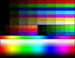 Camera Color Calibration Chart Recherche Google Mires Tv
