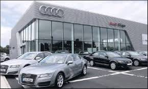 connolly s audi terminal was the first of its kind to open in ireland in november 2016