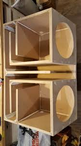 Sub box in 2020 | Subwoofer box design, Diy subwoofer box, Diy subwoofer