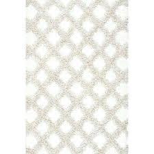 nuloom trellis rug diamond trellis gy ivory 8 ft x ft area rug nuloom moroccan trellis rug grey