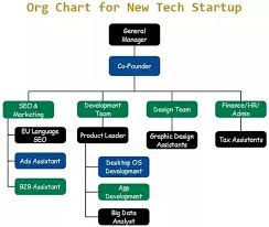 What Is The Ideal Organizational Structure For A Tech