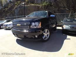 2011 Chevrolet Suburban LTZ 4x4 in Black - 249528 | NYSportsCars ...