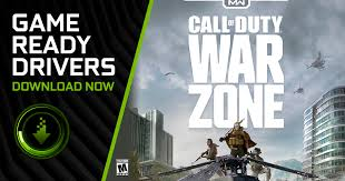 <b>Call of</b> Duty: Warzone <b>Game</b> Ready Driver Released