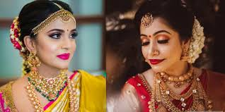 south indian bridal makeup 20 brides who totally rocked this look wedmegood