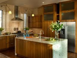 Modern Rustic Kitchen Island Rustic Contemporary Modern Kitchen