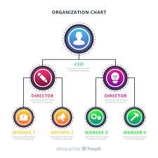 Organization Chart Vector Organization Chart Vector Free Download