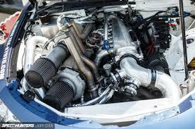 Horsepower Wars: The Engine Bays Of Formula Drift 2015 - Speedhunters