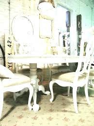 shabby chic dining room shabby chic di table set shabby