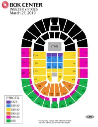 Bok Center Tulsa Oilers Seating Chart 64 You Will Love Bok Arena Seating