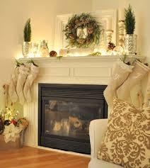 Fireplace Winter Decor Home Secrets 10 Glamorous Winter Decor Ideas   Light  Your Fireplace Home Secrets