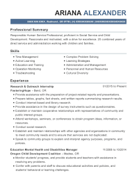 family service worker resume best family service worker resumes resumehelp