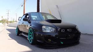 subaru wrx 2004 black. Interesting Subaru Black Subaru Impreza WRX STI Inside Wrx 2004 O