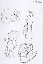 手の練習17日目ここからは腕つきで練習たからにゃイラストnote