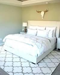 rug under king bed magic share area rug under bed area rug for bedroom