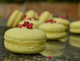 I learned a valuable lesson when i when i first tried this recipe the macarons were a complete disaster. Pistachio And Lemon Macarons Phil S Home Kitchen